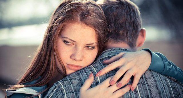 женщина боится потерять мужчин