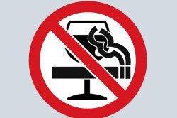 не курить и не пить