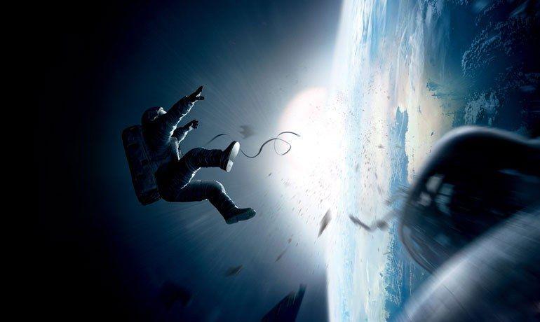 Крайне низкие температуры в открытом космосе