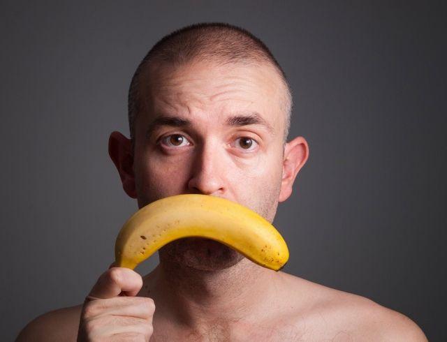не стоит пенис