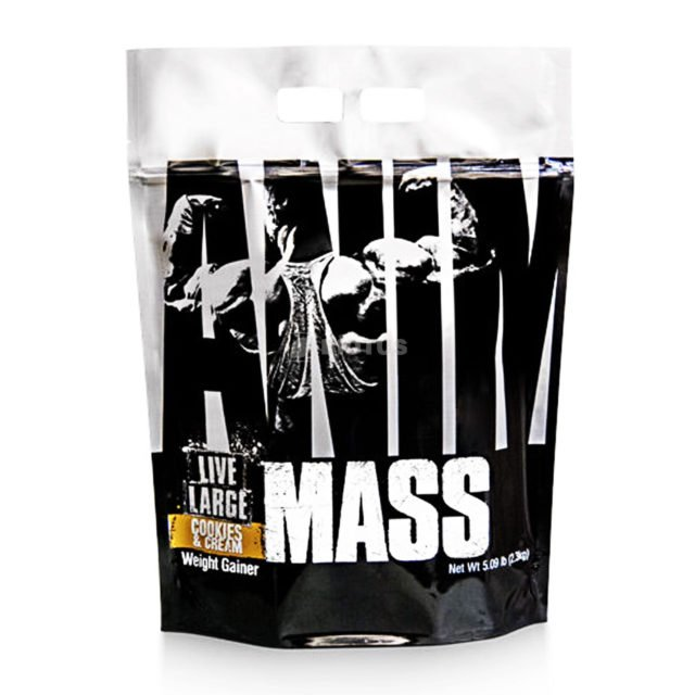 Animal Mass Universal Nutrition
