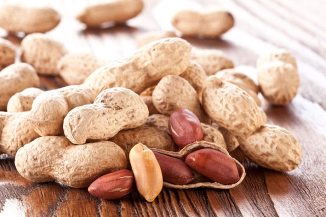Чем полезен арахис жареный для мужчин