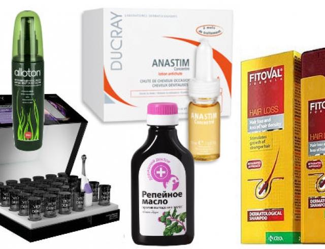 Средства от выпадения волос: лучшие средства против выпадения волос и их эффективность