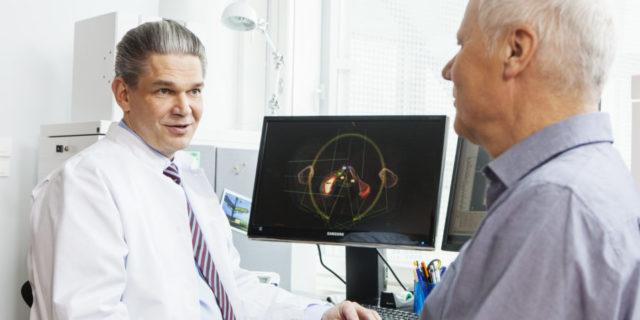 Самые современные в мире методы лечения рака предстательной железы