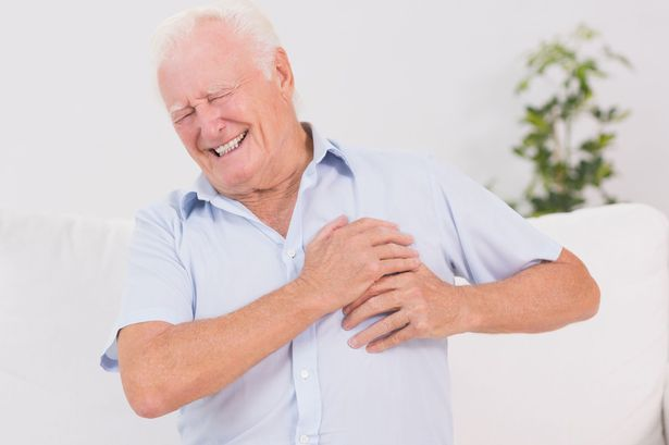 Предвестники инфаркта у мужчин