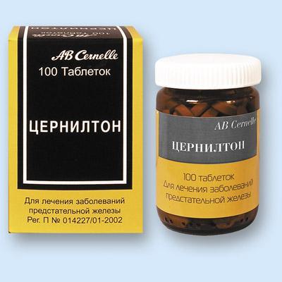 препарат цернилтон от простатита