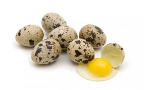 Перепелиные яйца с чесноком для потенции