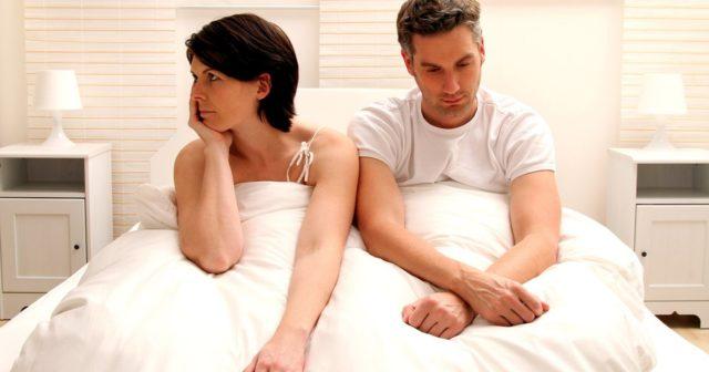 Половое бессилие у мужчин причины и лечение нарушения