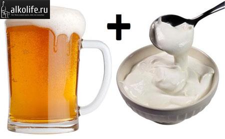 Коктейли с пивом для повышения потенции