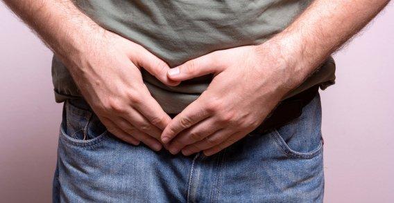 Затрудненное мочеиспускание у мужчин причины и лечение