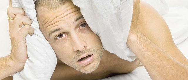 Причины бессонницы у мужчин после 30 лет