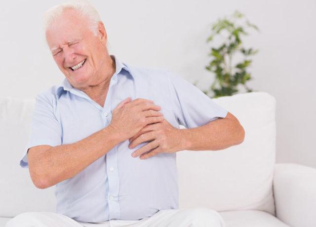 Симптомы и причины стенокардии у мужчин