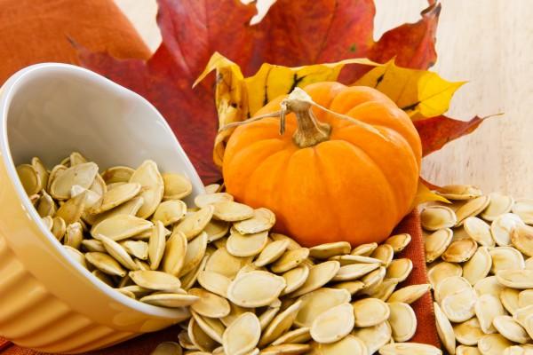 Лечебные свойства тыквенных семечек при простатите
