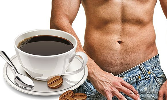 Какое воздействие оказывает кофе на потенцию мужчины