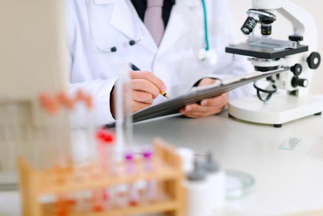 Тест на активность сперматозоидов