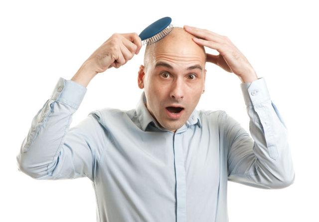 Резко выпадают волосы что делать