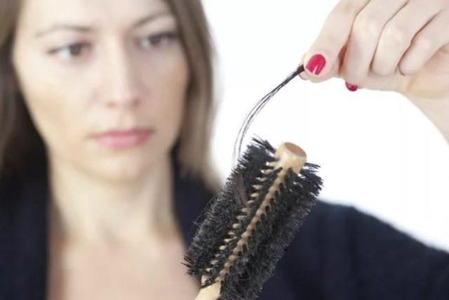 Очень сильно выпадают волосы лечение