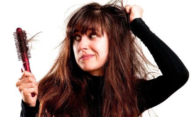 Если волосы выпадают клочьями, что делать и как решить проблему?