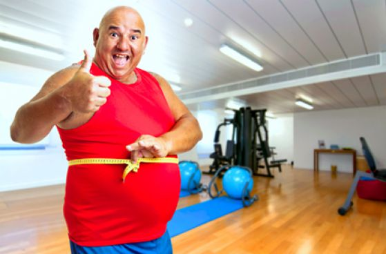 Как похудеть мужчине быстро илегко
