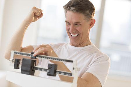 как эффективно похудеть мужчине