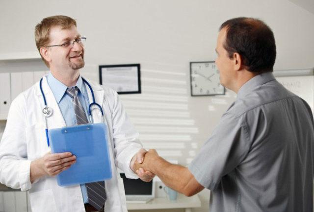 Урологические патологии у мужчин