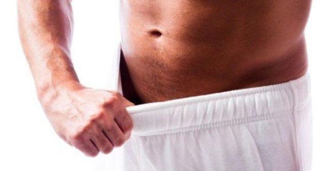Покраснение на головке полового члена и крайней плоти у мужчин без зуда: причины, чем лечить?