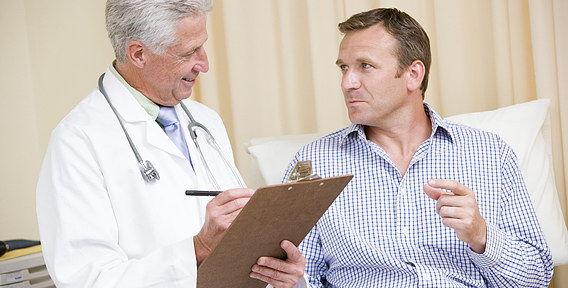 Симптомы половых заболеваний у мужчин