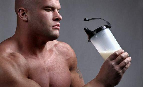Влияние протеина добавки спортивного питания на потенцию